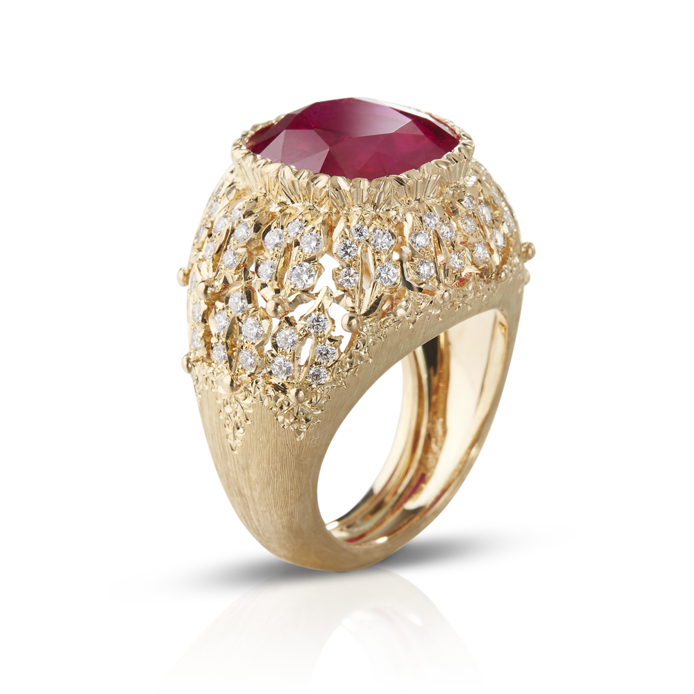 Buccellati - Rings - Passione Ring - High Jewelry