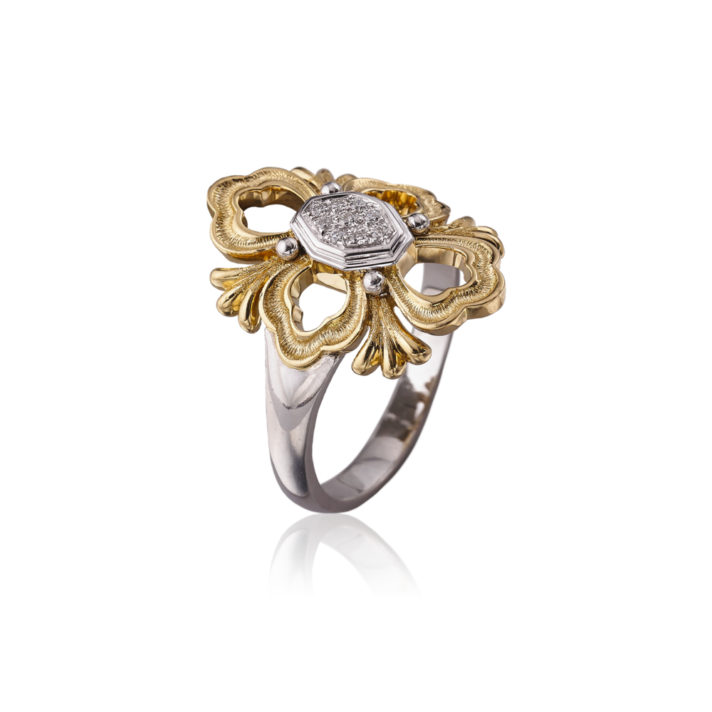 Buccellati - Rings - Opera Ring - Jewelry