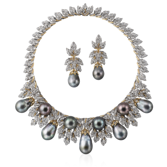Buccellati - Necklaces - Ghianda Set - High Jewelry