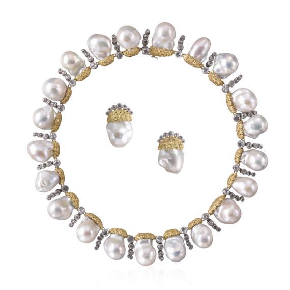 Buccellati - Collane - Minuetto Сет - Alta Gioielleria
