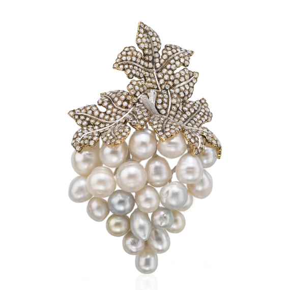 Buccellati - Brooches - Bacco Brooch - High Jewelry