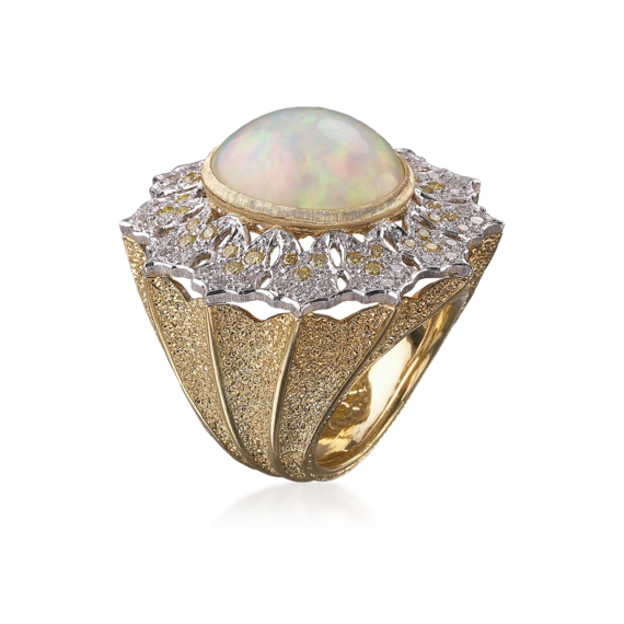 Buccellati - Rings - Anello Cocktail - High Jewelry