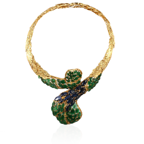 Buccellati - Necklaces - Collier Pavo Real - High Jewelry