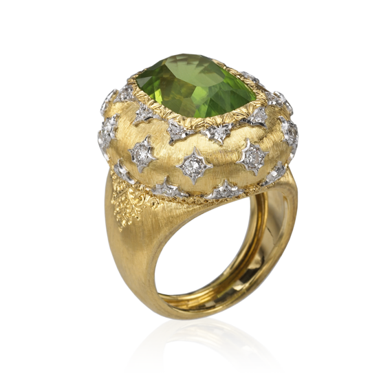 Buccellati - Rings - Bague Cocktail - High Jewelry