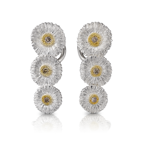 Buccellati - Earrings - Daisy Earrings - Jewelry