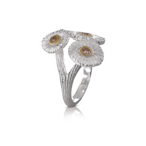 Buccellati - Rings - Bague Daisy - Jewelry