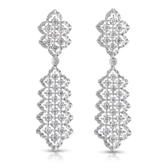 Buccellati - Earrings - Rombi耳坠 - Jewelry