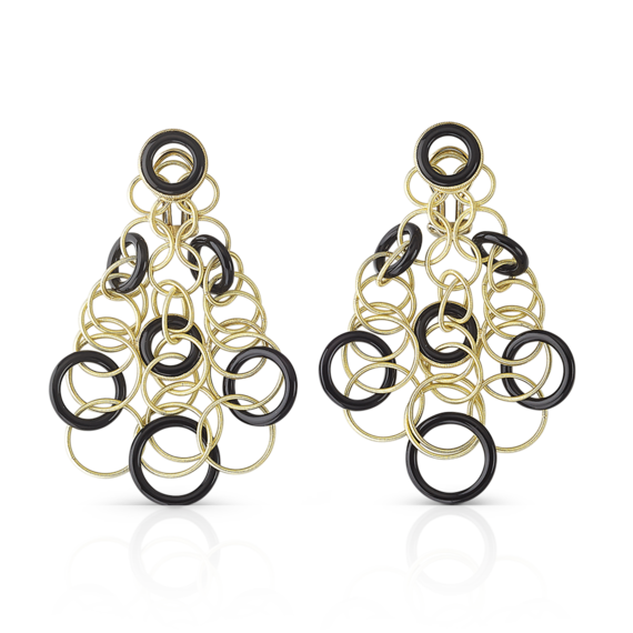 Buccellati - Earrings - 夏威夷彩色耳坠 - Jewelry