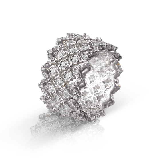 Buccellati - Rings - Rombi Eternelle Ring - Jewelry