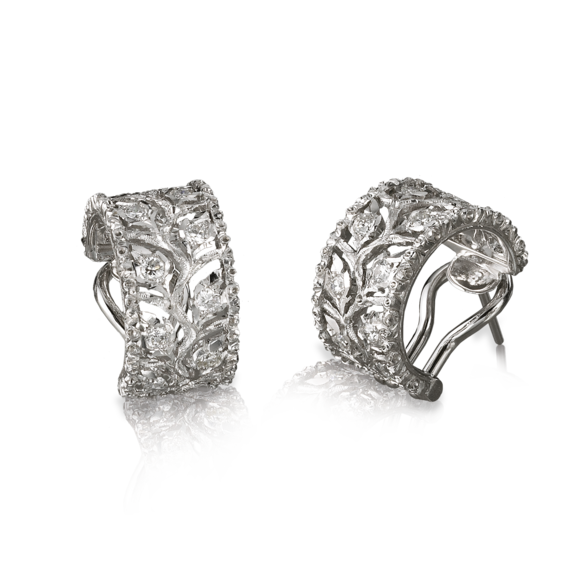 Buccellati - Earrings - Orecchini Ramage - Jewelry