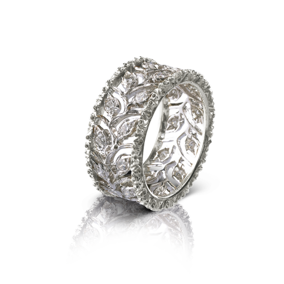 Buccellati - Rings - Bague Eternelle Ramage - Jewelry