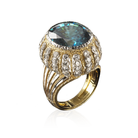 Buccellati - Rings - Cocktail Ring  - High Jewelry