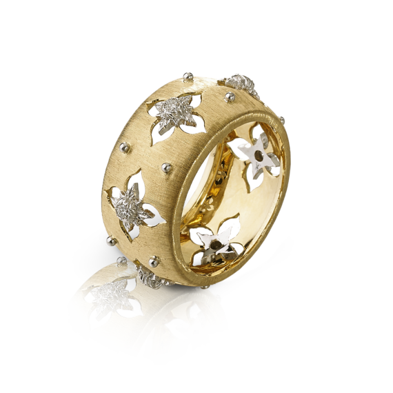 Buccellati - Bagues - Macri Giglio Eternelle Ring - Joaillerie