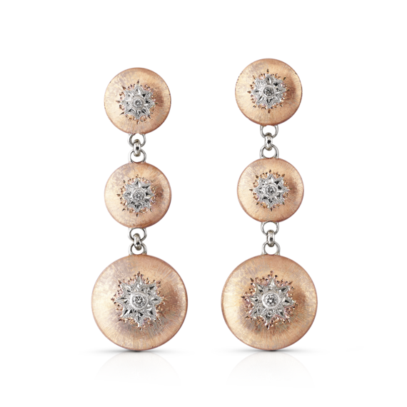 Buccellati - Earrings - Macri经典耳坠 - Jewelry