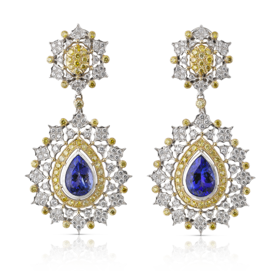 Buccellati - Earrings - Loto Earrings - High Jewelry
